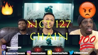 Cover images NCT 127 'Chain' MV REACTION VIDEO!! (VIEWS FROM THE COUCH)