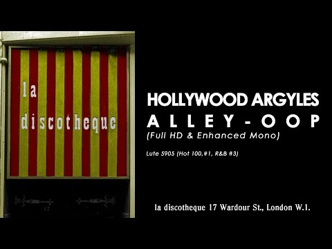HOLLYWOOD ARGYLES – ALLEY OOP (in re-mastered widescreen HD & stereo)