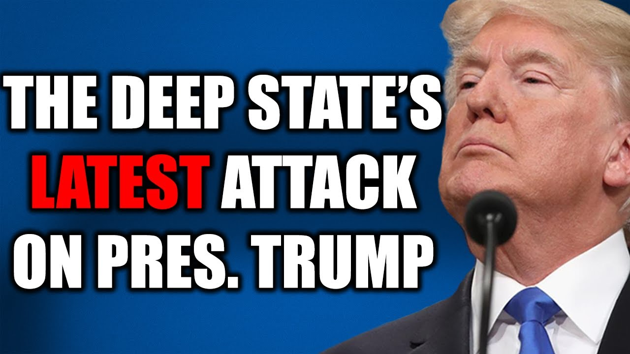 Judicial Watch Tom Fitton Reacts to the LATEST Deep State Targeting of Trump over Ukraine!