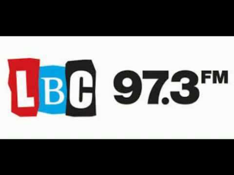US Attack on Syria - Kurdish Man Responds LBC 973 Radio