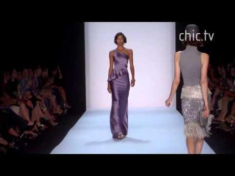 NY Fashion Week - Badgley Mischka - September 2014