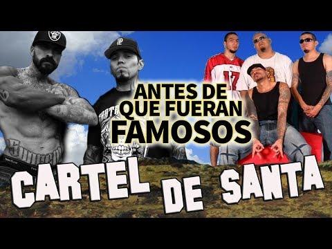 CARTEL DE SANTA - Before They Were Famous - LEVE