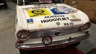 1965 Opel Kadett A 1000s from the Opel Africa Team '84 '85
