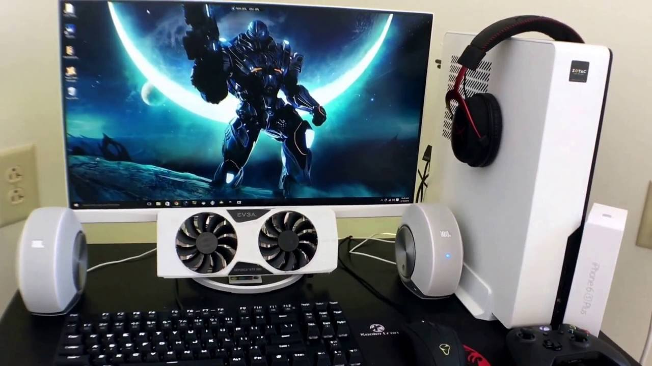 Fractal Design Case Node 202 Gaming Pc Build Quot Mini