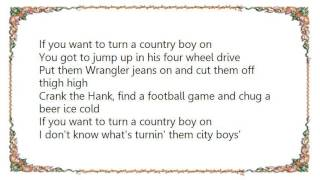 Play Turn A Country Boy On
