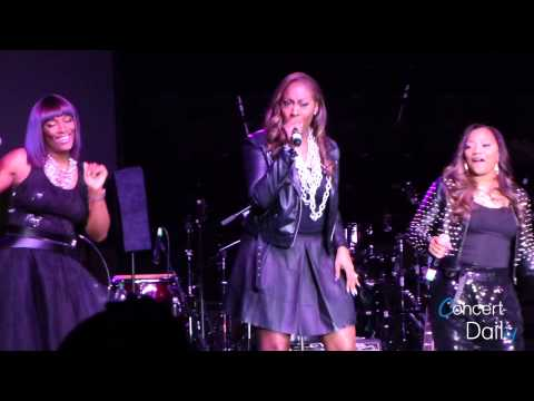 "SWV performing ""Right Here"" and "" I'm So Into You"" Live"