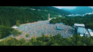20th Anniversary FUJI ROCK FESTIVAL'16 Aftermovie