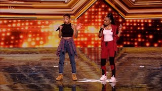 The X Factor UK 2018 Aaliyah Acacia Duet Auditions Full Clip S15E03