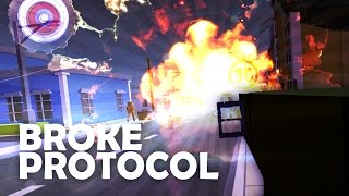 Broke Protocol - Best Free GTA Online Clone? (Broke Protocol Gameplay)