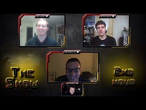 THE SHOW: Starcraft Memories and Chat Q&A with friends @Artosis, @Idra, @NonyTV