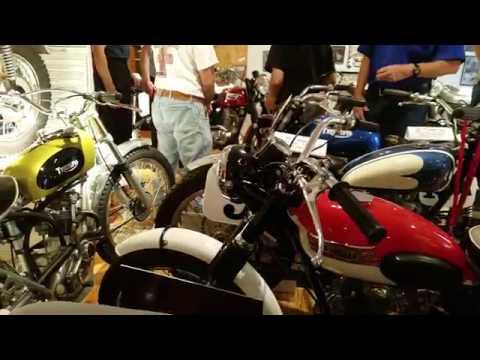Mid-Atlantic Vintage Motorcycle Museum - Broom Factory Baltimore