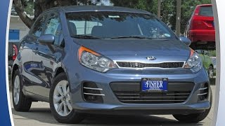 2016 Kia Rio Detailed Overview