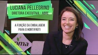 HF Brasil Entrevista - Luciana Pellegrino