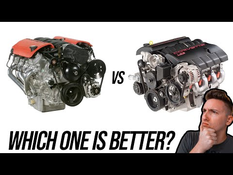 LS2 vs LS6: Which One is Actually Better?