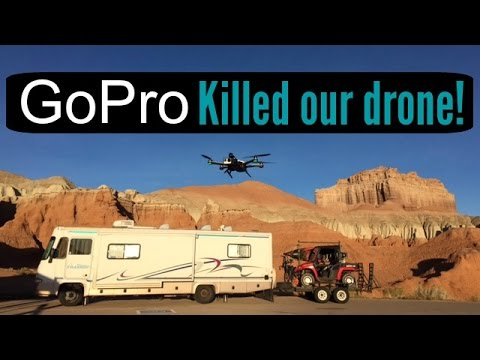 GoPro Karma Review ~ R.I.P. they disabled it after the recall!