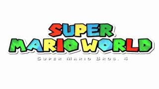 Super Mario World Soundtrack - Sub Castle Clear Fanfare