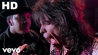 RUN DMC - Walk This Way (Official HD Video) ft. Aerosmith