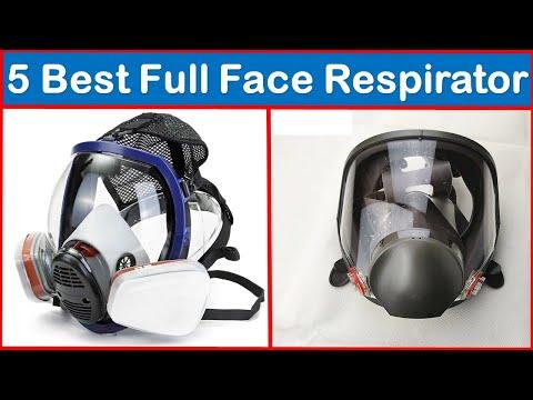 Top 5 Best Full Face Respirator Review in 2020 | 5 Best Full Face Respirators