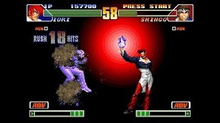 (TAS) The King Of Fighters 98 Combo Edition - Iori Yagami SinglePlayer