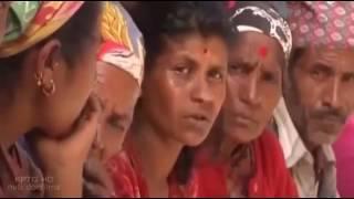 Thảm họa động đất ở Nepal Video thảm họa động đất ở Nepal