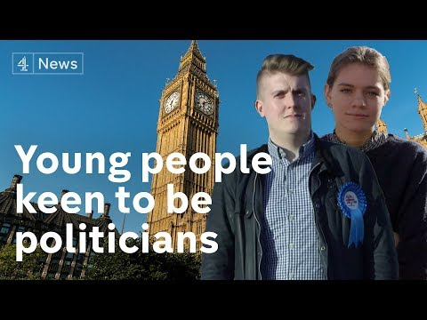 Meet the next generation of young politicians