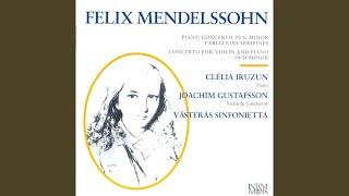 Piano Concerto No. 1 in G minor, Op. 25: III. Presto - Molto allegro e vivace - Tempo I