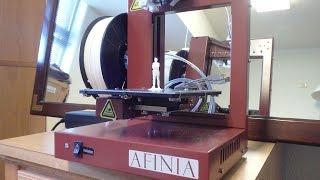 Afinia H480 Setup