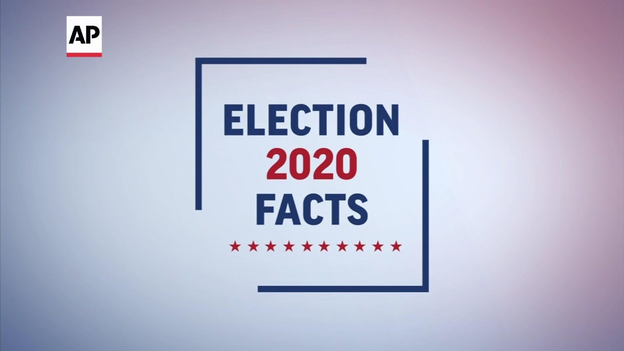 Election 2020 Facts: Counting votes election night
