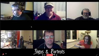 Signs and Portents Session 4b