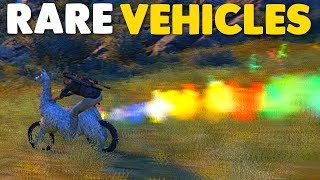 10 BEST RARE Vehicles In Ghost Recon Wildlands