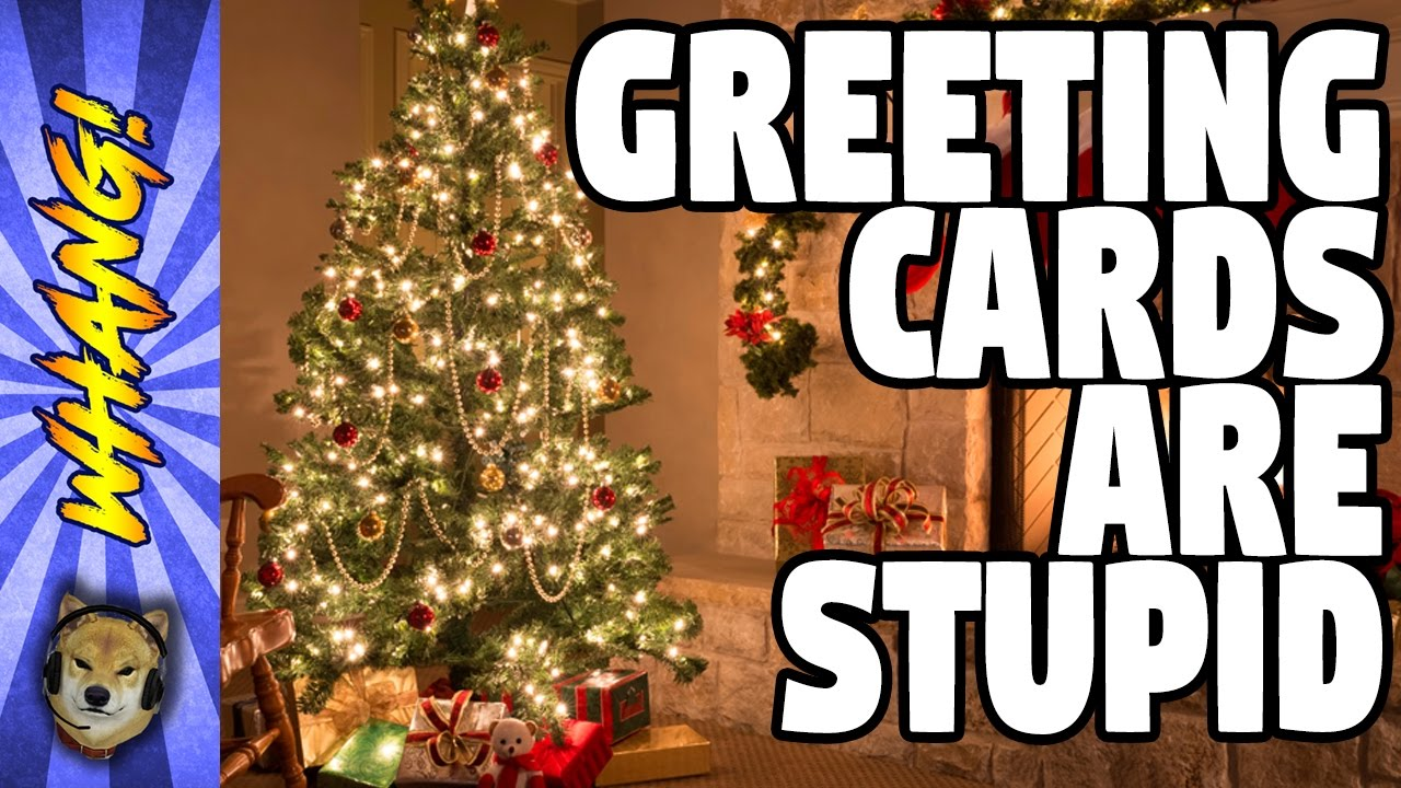 Greeting cards are a waste of money hallmark ruined christmas greeting cards are a waste of money hallmark ruined christmas whang kristyandbryce Choice Image