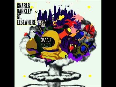 Gnarls Barkley St. Elsewhere - Crazy