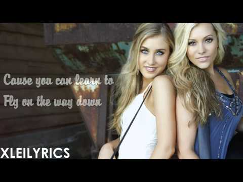 Maddie & Tae - Fly (Lyrics Video) HD