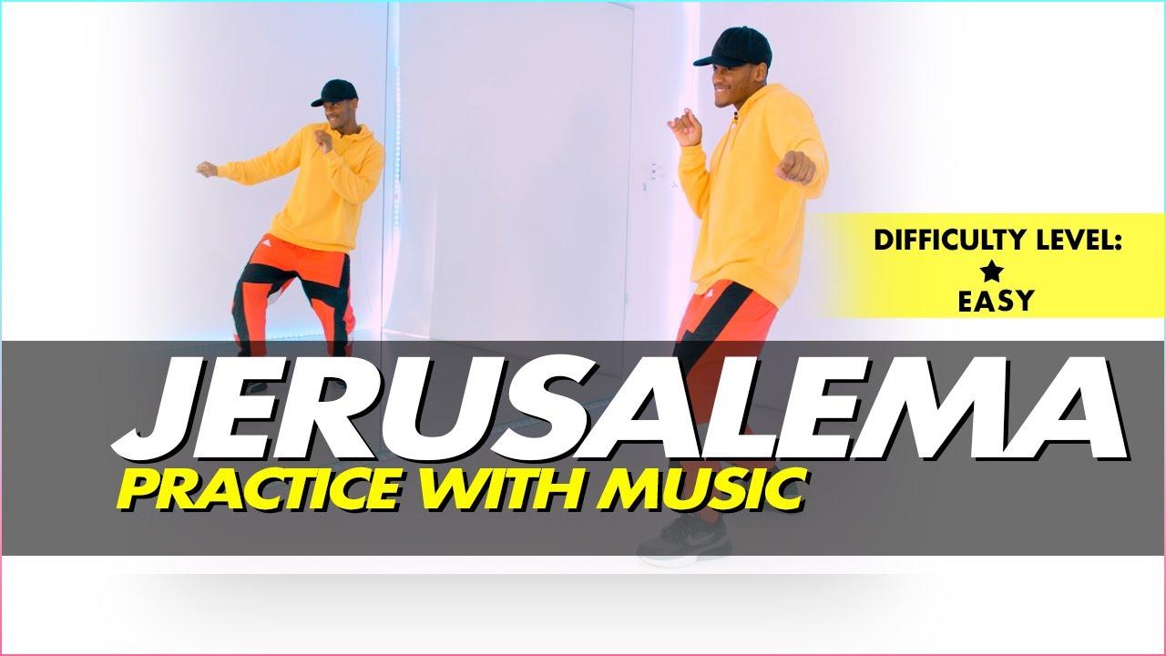 Jerusalema Dance Challenge | Practice with music |