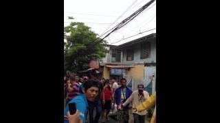 Sugod Bahay Gang.. Jose, Wally,Paolo.. Npadaan lng.. 5.30.13