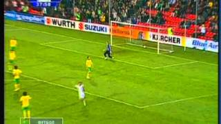 2009 (June 6) Lithuania 0-Romania 1 (World Cup Qualifier).mpg