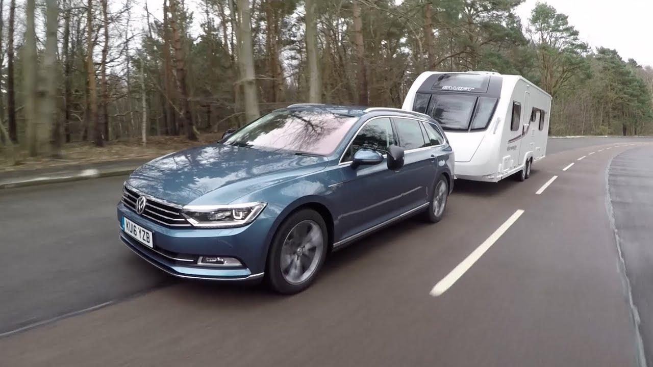 The Practical Caravan Volkswagen Passat Estate Review Youtube