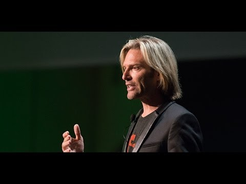Creativity and Connection: The Humanism of Technology - Eric Whitacre, at USI