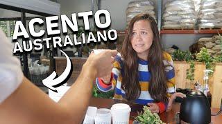 Escucha el ACENTO AUSTRALIANO: ¿Es fácil de entender?   Pedir café en inglés.