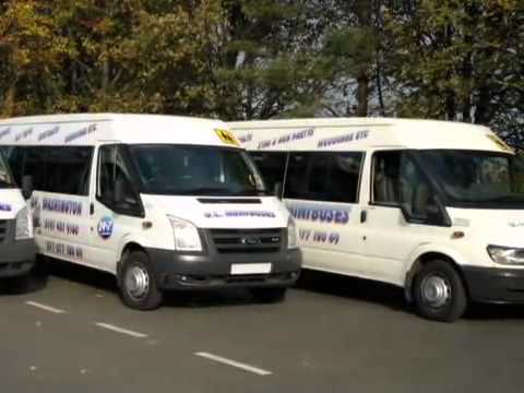 Mini Bus Hire - GL Minibuses