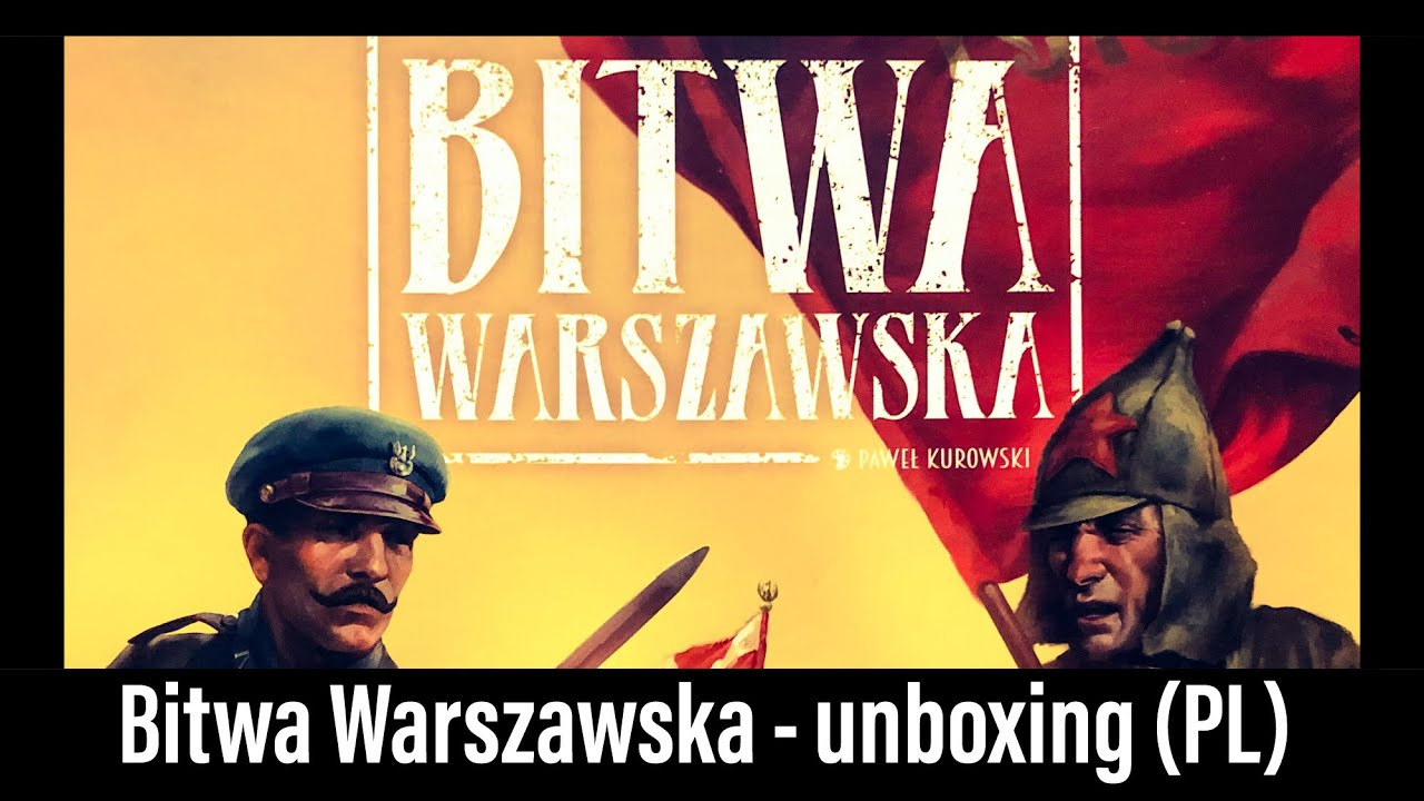 Wojennik TV # 427: Bitwa Warszawska - unboxing (PL)
