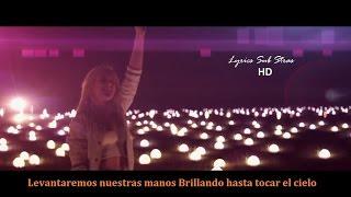 Repeat youtube video Ellie Goulding - Burn Lyrics Sub Español