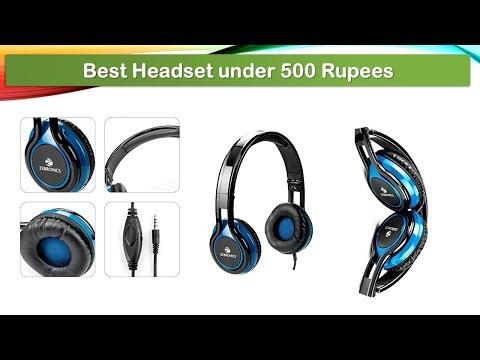 cd48d55a094 Best Headset under 500 Rupees (हिंदी में)   Zebronics ZEB-BUZZ Headphone  with MIC - YouTube