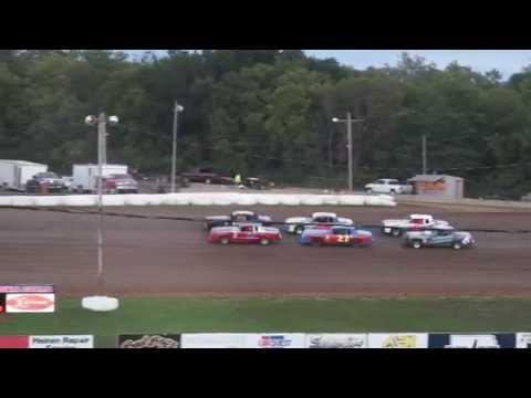 Heat Races 8-16-2014 Thunder Hill Speedway