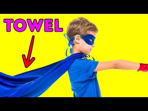 13 DIY SUPERHERO IDEAS YOU'LL WANT TO TRY YOURSELF