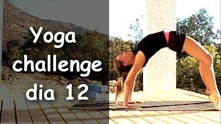 Yoga - Día 12: Jalandhara & Mula Bandhas + Backbend Vinyasa Flow