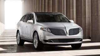 Lincoln MKT 2018 Car Review