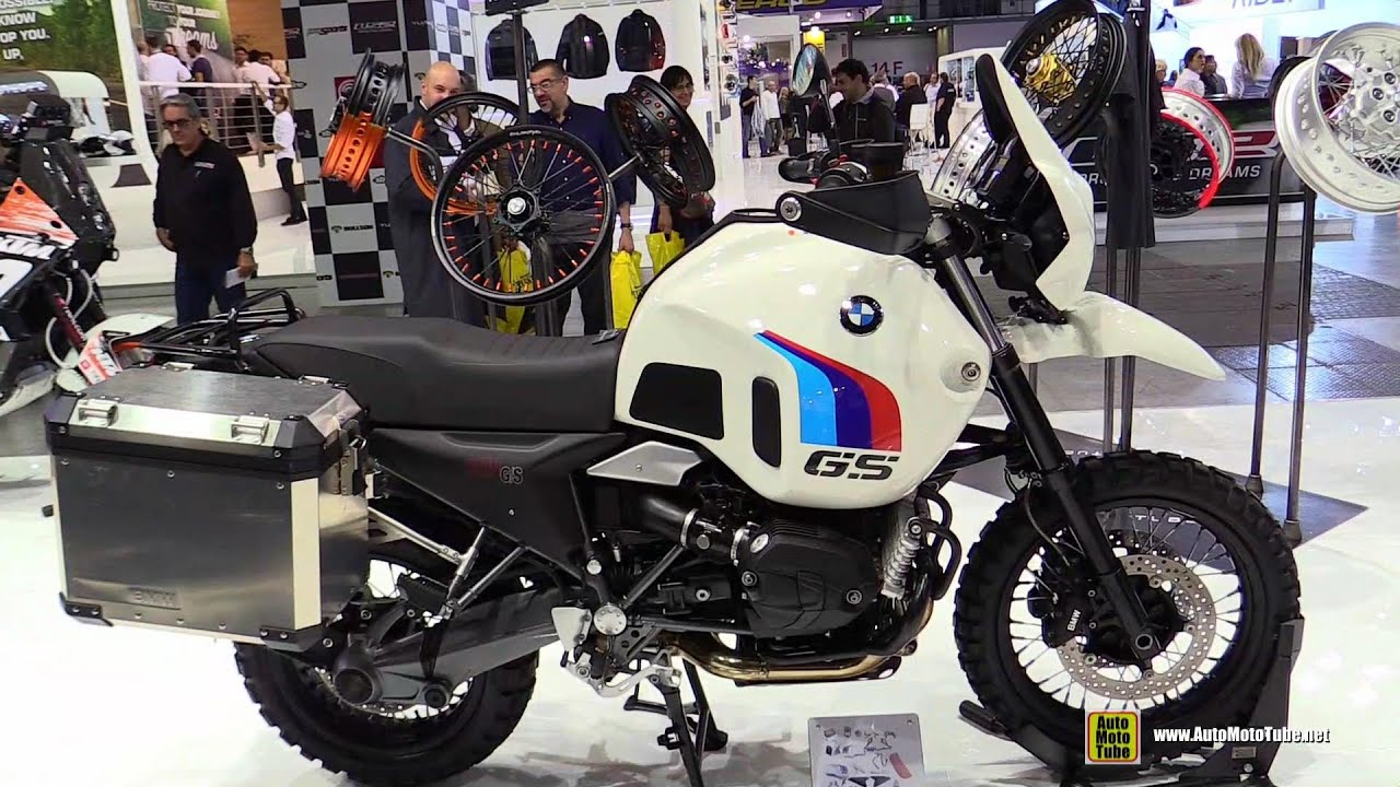 2012 bmw r1200gs with r120gs kit by unit garage walkaround 2014 eicma milan motorcycle show. Black Bedroom Furniture Sets. Home Design Ideas