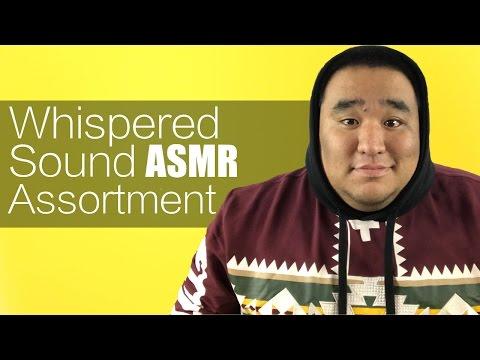 [ASMR] Whispered Sound Assortment | MattyTingles