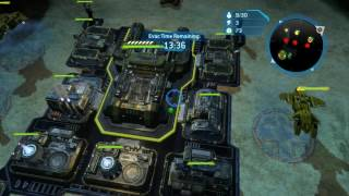 Backcom: Halo Wars - Shield World and Cleansing on Xbox one